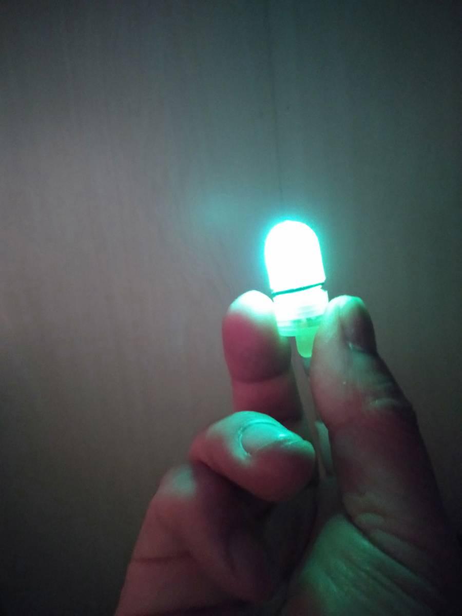 [送料無料] LEDライト & 釣り 鈴 5セット 置き竿 待ち釣り 夜釣り