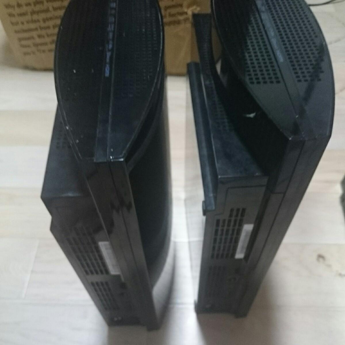 ソニー PS3 初期型 CECHA00×1 CECHB00×1 ジャンク