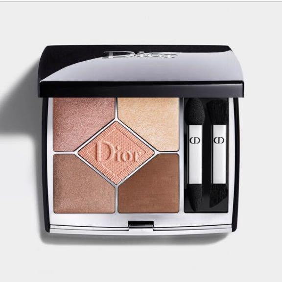 お買得な2点セット Dior ディオール アイパレット アイシャドウ サンク クルール クチュール649 ヌードドレスYSLイブサンローラン ルージュ