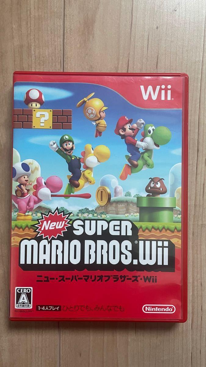 ニュースーパーマリオブラザーズ Wii ニュー・スーパーマリオブラザーズ・Wii 任天堂 NewスーパーマリオブラザーズWii