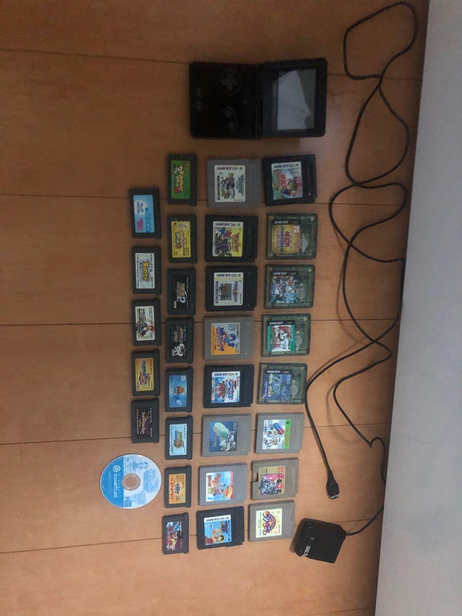 ゲームボーイアドバンスSP ゲームボーイソフト アドバンスソフト