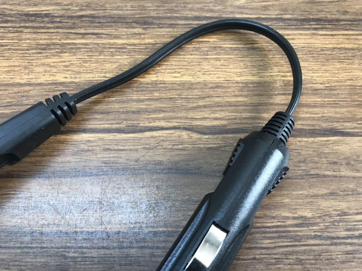 送料定形外120円~ メモリーバックアップツール バッテリー交換時データ消失防止に AUTO COMPUTER MEMORY UNIT 9V 電池別売_画像5