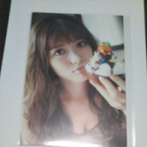 乃木坂46 松村沙友理「意外っていうか、前から可愛いと思ってた」写真集 限定特典 ポストカード