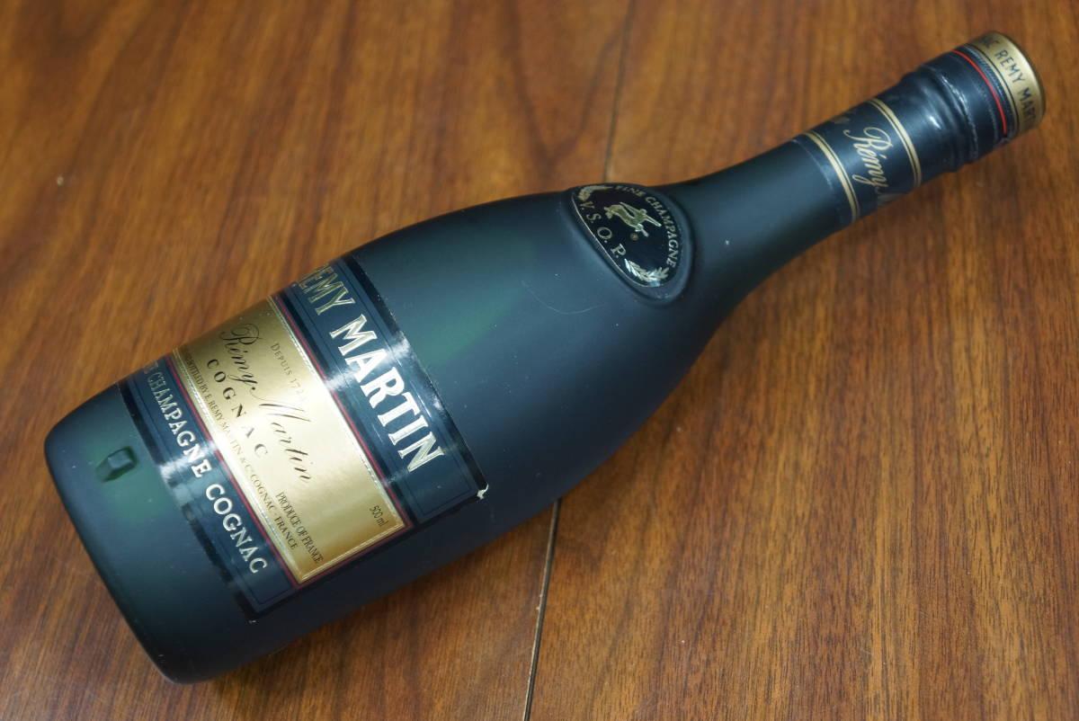 古酒◇レミーマルタン V.S.O.P 43°/500ml COGNAC & マッキンレイ 43°/750ml OLD SCOTCH 5 YEARS 未開栓_画像3