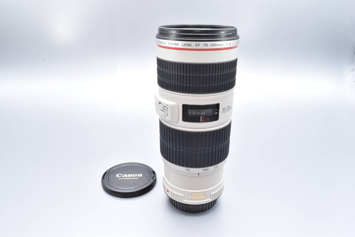 【美品】Canon キャノン EF70-200mm 4L IS USM 2012-3_画像1