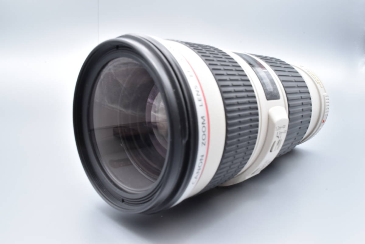 【美品】Canon キャノン EF70-200mm 4L IS USM 2012-3_画像2