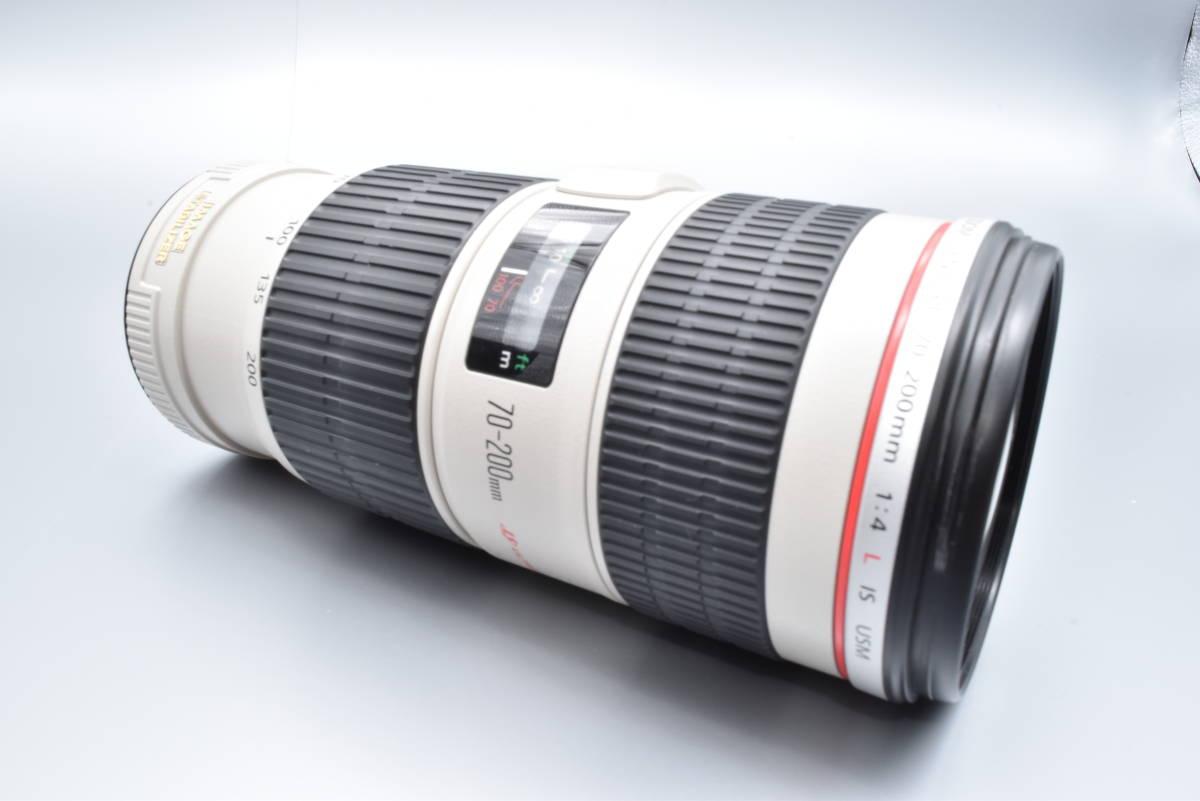【美品】Canon キャノン EF70-200mm 4L IS USM 2012-3_画像5
