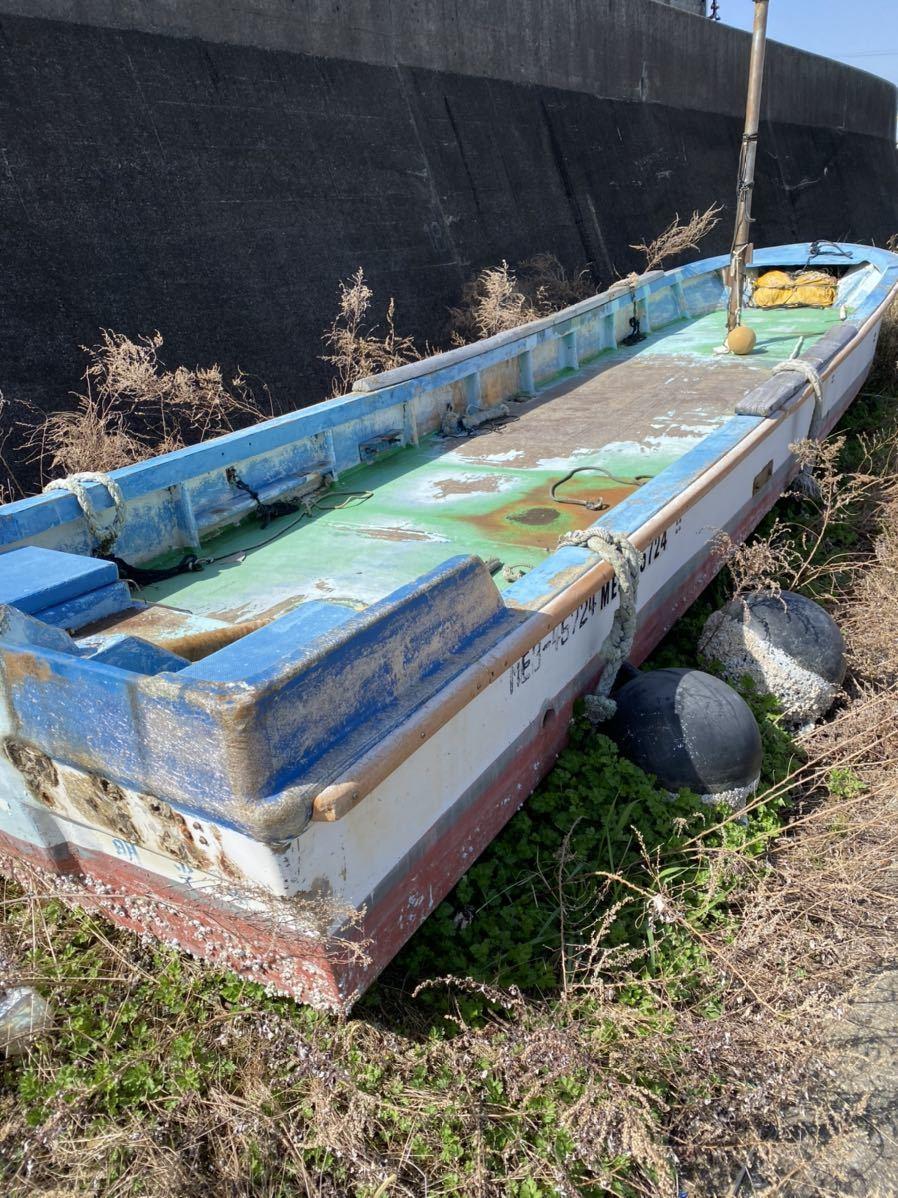 引き取り限定 漁船 釣り船_画像2