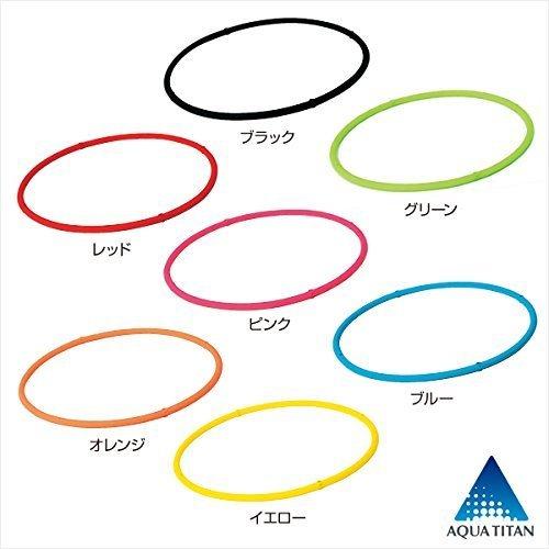 ★処分セール★ブラック 55cm ファイテン(phiten) ネックレス RAKUWA 磁気チタンネックレスS_画像2