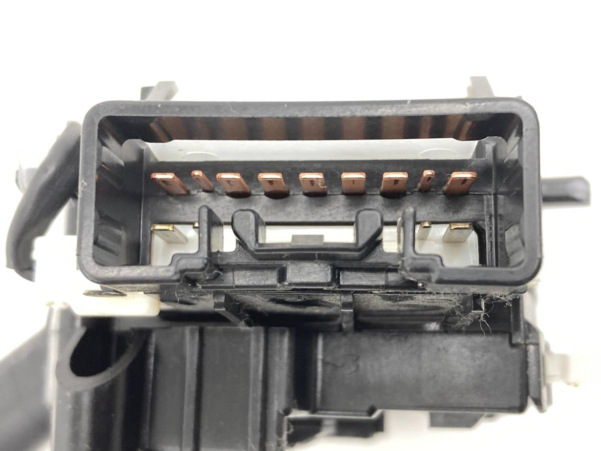 _b58101 ダイハツ ムーヴ ムーブ カスタム X DBA-L175S コンビネーションスイッチ レバー ライト ディマー ワイパー L185S_画像4