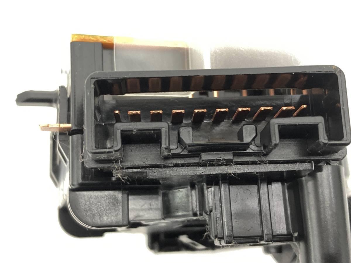 _b58101 ダイハツ ムーヴ ムーブ カスタム X DBA-L175S コンビネーションスイッチ レバー ライト ディマー ワイパー L185S_画像5