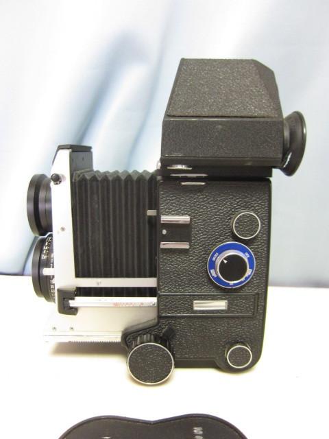 マミヤ Mamiya C330 + Mamiya-Sekor 80mm F/2.8 中古 ジャンク扱い(TB2)_出てきたままでの出品です。