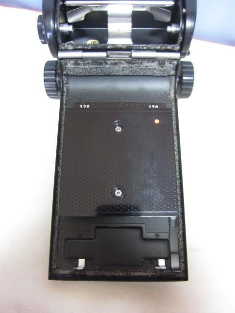 マミヤ Mamiya C330 + Mamiya-Sekor 80mm F/2.8 中古 ジャンク扱い(TB2)_モール張り替え必要です。