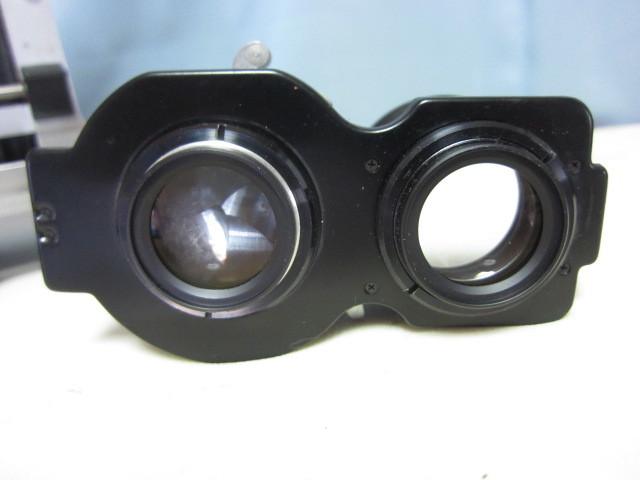 マミヤ Mamiya C330 + Mamiya-Sekor 80mm F/2.8 中古 ジャンク扱い(TB2)_目立った凹キズ有りませんがレンズカビ有り