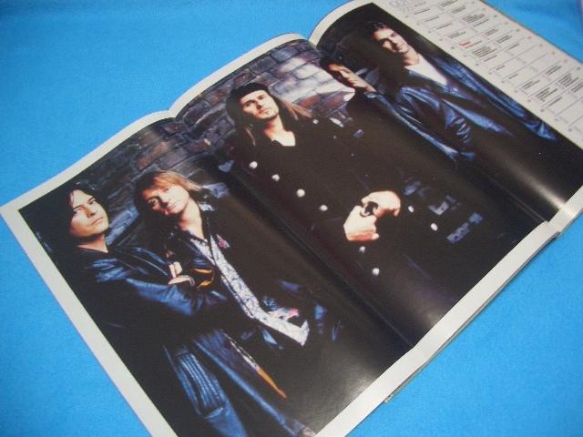 即決★BURRN!★送料無料【2001年3月】HALFORD / AVANTASIA / ANNIHILATOR / SABER TIGER / PARADOX / ANTHEM / GOTTHARD / CRADLE OF FILTH_画像5