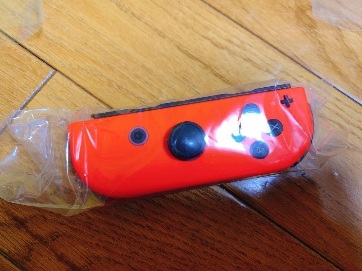 【1ヶ月使用】 Nintendo Switch ニンテンドー スイッチ 任天堂 Switch Joy-Con L / R ネオンブルー ネオンレッド ジョイコン グリップ _画像3