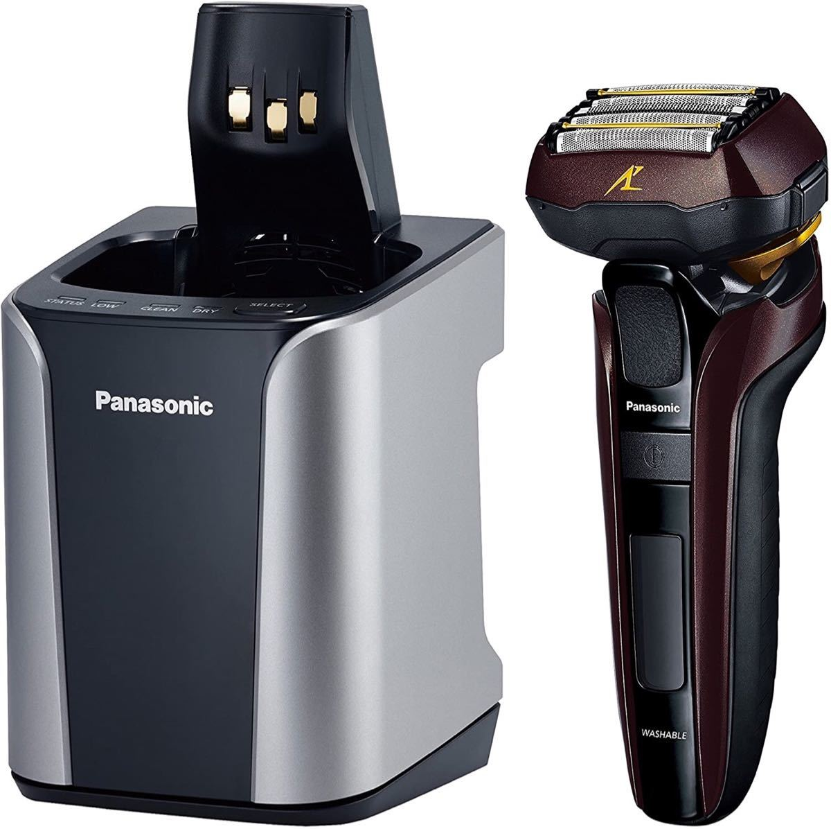 新品未使用品 パナソニック ラムダッシュ メンズシェーバー ES-LV7C-T