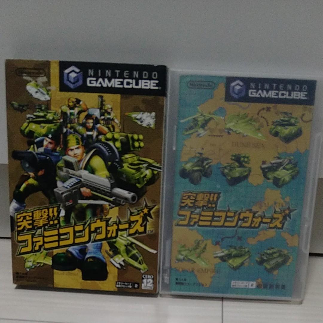 突撃!!ファミコンウォーズ ゲームキューブソフト