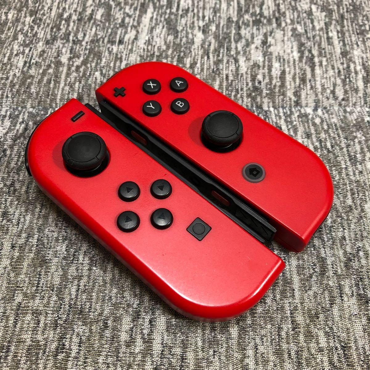Nintendo Switch Joy-Con レッド ジョイコン