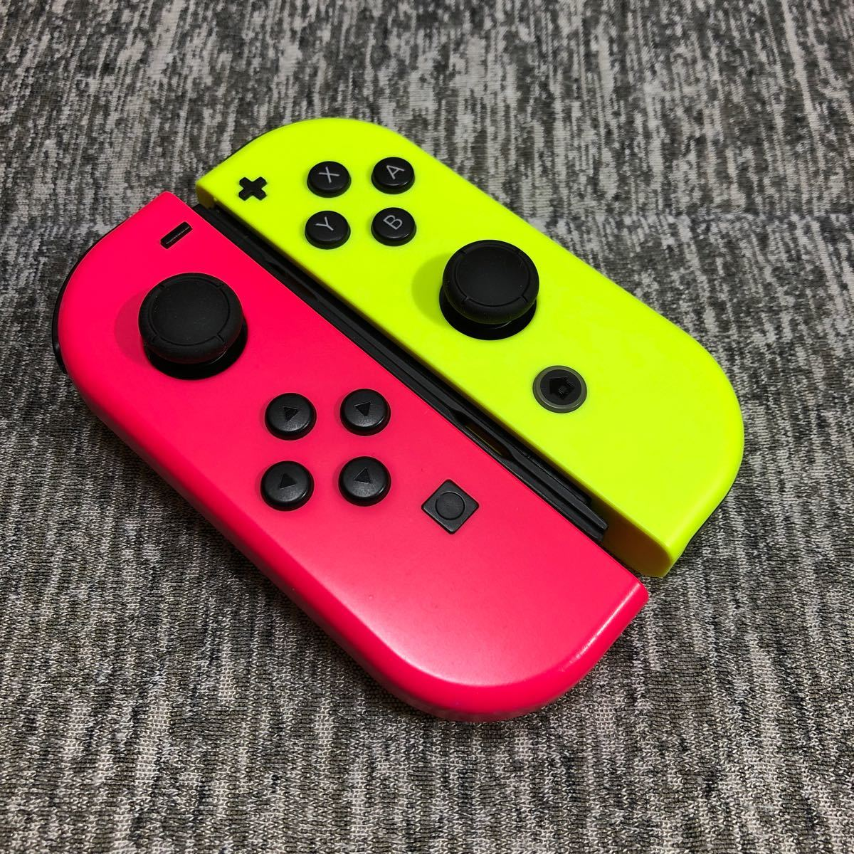 Nintendo Switch Joy-Con ネオンピンク ネオンイエロー ジョイコン