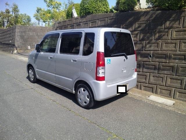 「福祉車両/助手席リフトアップ/走行12千キロ/検4年5月」の画像3