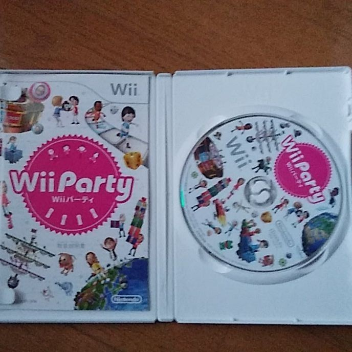 Wii Party Wiiパーティー