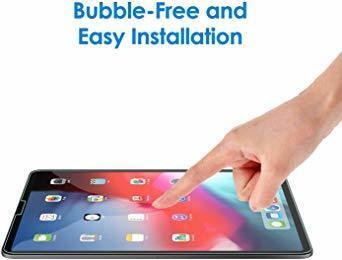 JEDirect iPad Pro 12.9 (2018新モデル 第3世代のみ対応) 用液晶保護ガラスフィルム_画像4