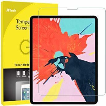 JEDirect iPad Pro 12.9 (2018新モデル 第3世代のみ対応) 用液晶保護ガラスフィルム_画像1