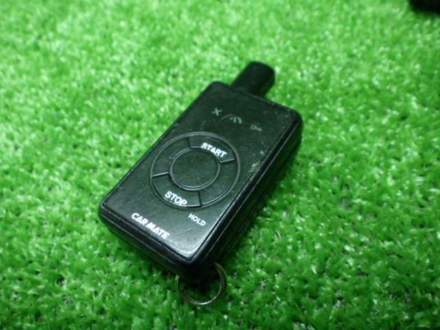 カーメイト TE-W1100 TE-W1600 エンジンスターター リモコン付き 210419004_画像5