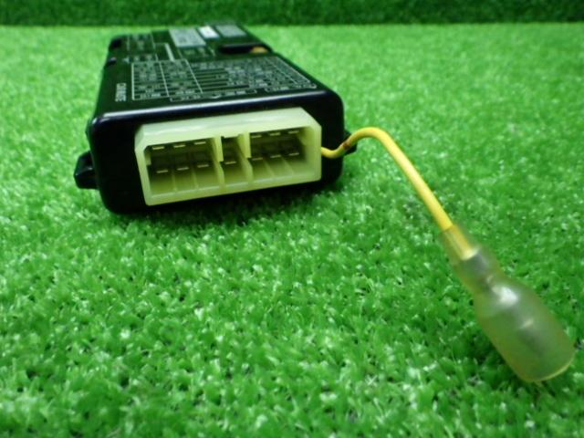 カーメイト TE-W1100 TE-W1600 エンジンスターター リモコン付き 210419004_画像2