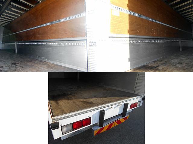 H26 UDトラックス クオン 日本トレクス製アルミウイング ハイルーフ 4軸低床 ラッシング2段 ターボ車 #K8028_画像3