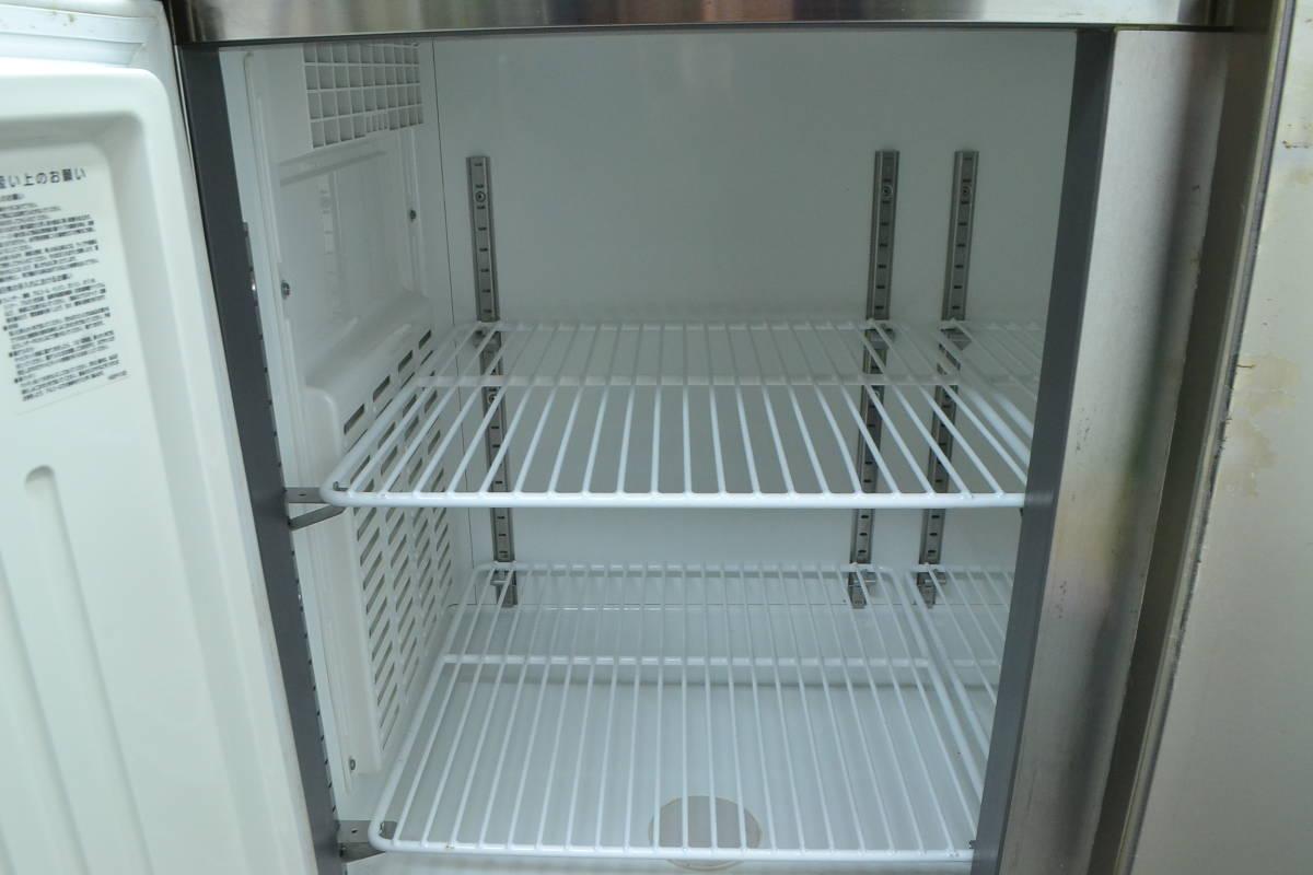 F115■フクシマ■業務用 台下冷蔵庫■YRC-180RE2■413L■100V 横型冷蔵庫 コールドテーブル_画像7