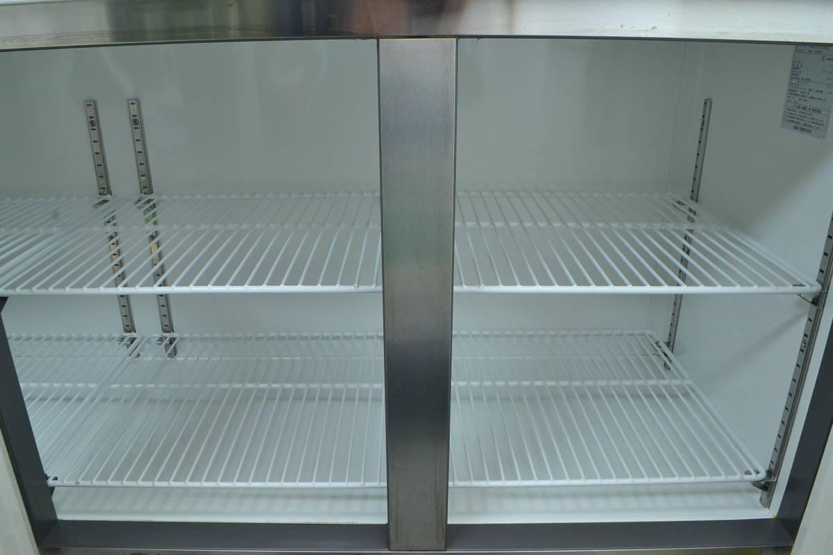 F115■フクシマ■業務用 台下冷蔵庫■YRC-180RE2■413L■100V 横型冷蔵庫 コールドテーブル_画像8
