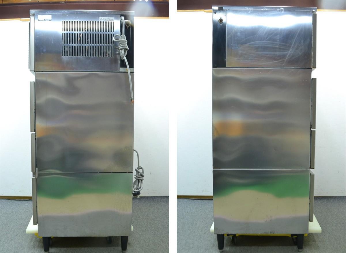 F180■HOSHIZAKI ホシザキ■クラッシャー付き 業務用製氷機 アイスストッカー■IM-230DM P-200CR4■3相 200V_画像3