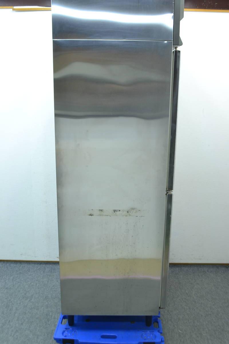 F29■フクシマ■4ドア冷凍冷蔵庫■URN-32PM1■冷凍 274L 冷蔵 274L■業務用 4枚扉_画像3
