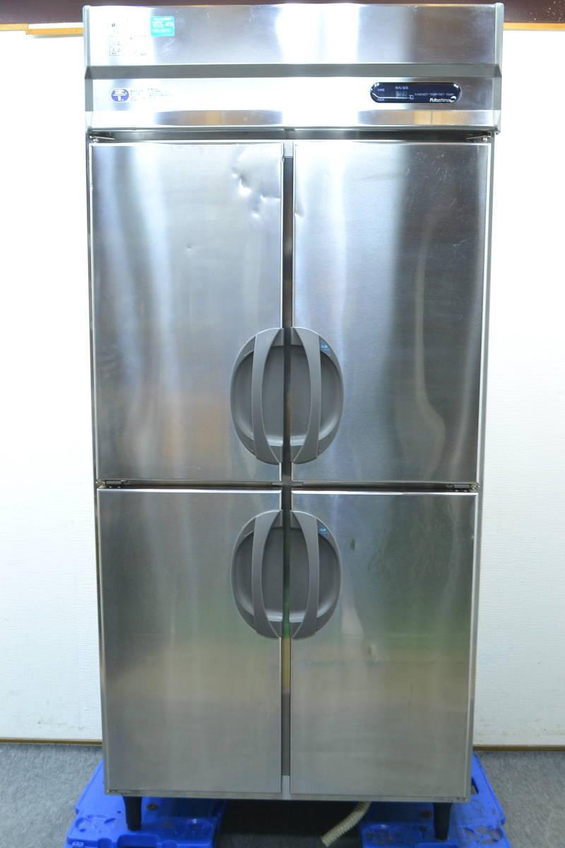 F29■フクシマ■4ドア冷凍冷蔵庫■URN-32PM1■冷凍 274L 冷蔵 274L■業務用 4枚扉_画像1