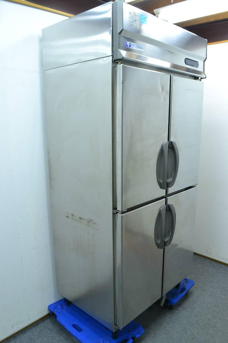 F29■フクシマ■4ドア冷凍冷蔵庫■URN-32PM1■冷凍 274L 冷蔵 274L■業務用 4枚扉_画像2