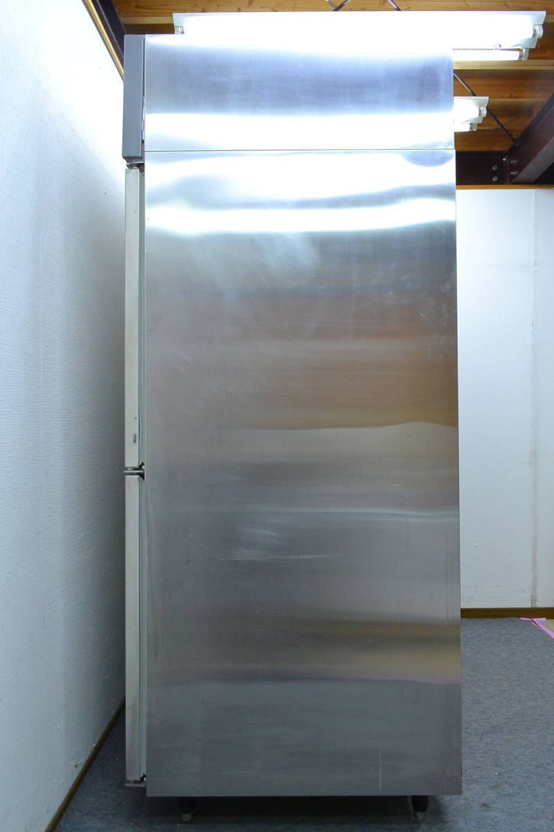 h184■フジマック■冷凍冷蔵庫 2014年製■4枚扉 冷凍 634L/冷蔵 634L■FR1580F2J_画像3