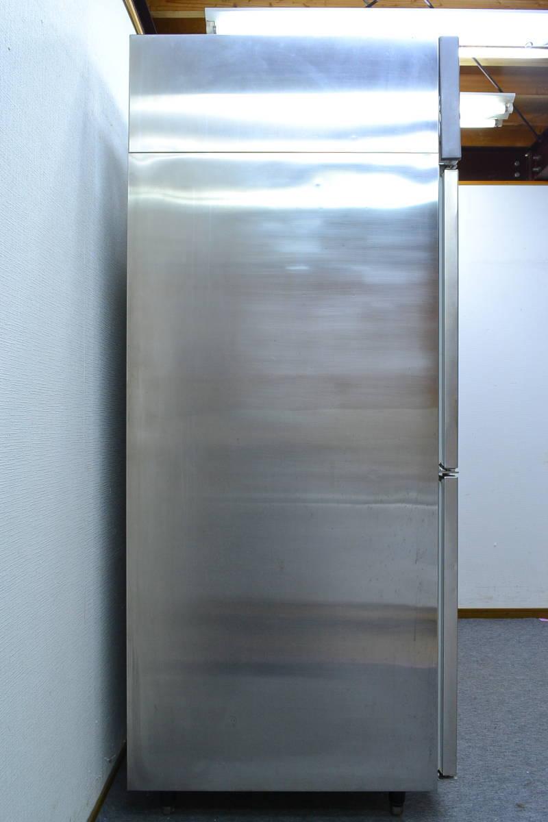 h184■フジマック■冷凍冷蔵庫 2014年製■4枚扉 冷凍 634L/冷蔵 634L■FR1580F2J_画像2
