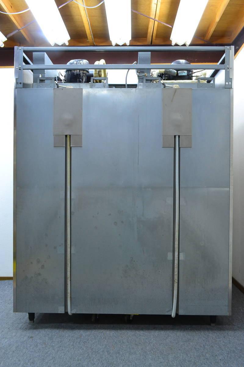 h184■フジマック■冷凍冷蔵庫 2014年製■4枚扉 冷凍 634L/冷蔵 634L■FR1580F2J_画像4