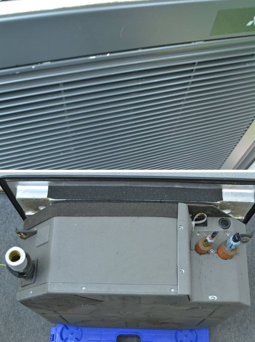 F106■MITSUBISI 三菱■パッケージエアコン■内機 PL-RP80JA10■外機 PUZ-ZRMP80SHA 単相200V■4方向天井カセット形■2015年_画像10