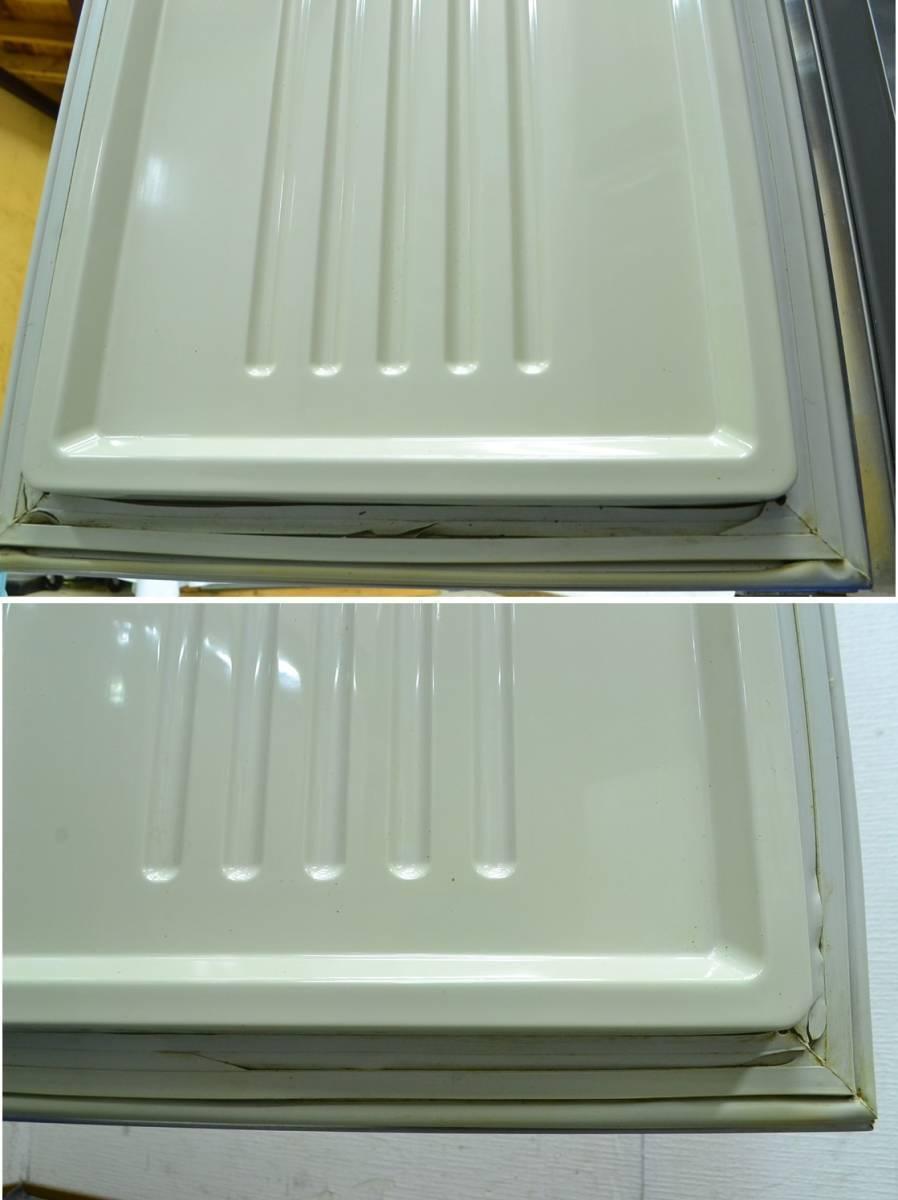 F29■フクシマ■4ドア冷凍冷蔵庫■URN-32PM1■冷凍 274L 冷蔵 274L■業務用 4枚扉_画像8