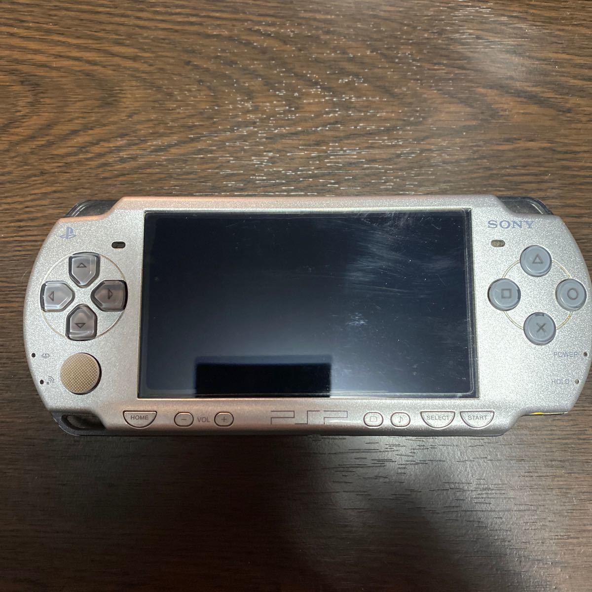 PSP-2000 ファイナルファンタジー7 10thアニバーサリーver ジャンク 起動未確認品 バッテリー付属なし