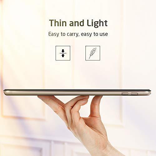 ESR ブラック ESR iPad Mini 5 2019 ケース 軽量 薄型 PU レザー スマート カバー 耐衝撃 傷防止_画像5
