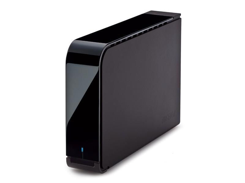 バッファロー 外付けハードディスク 2TB 中古品