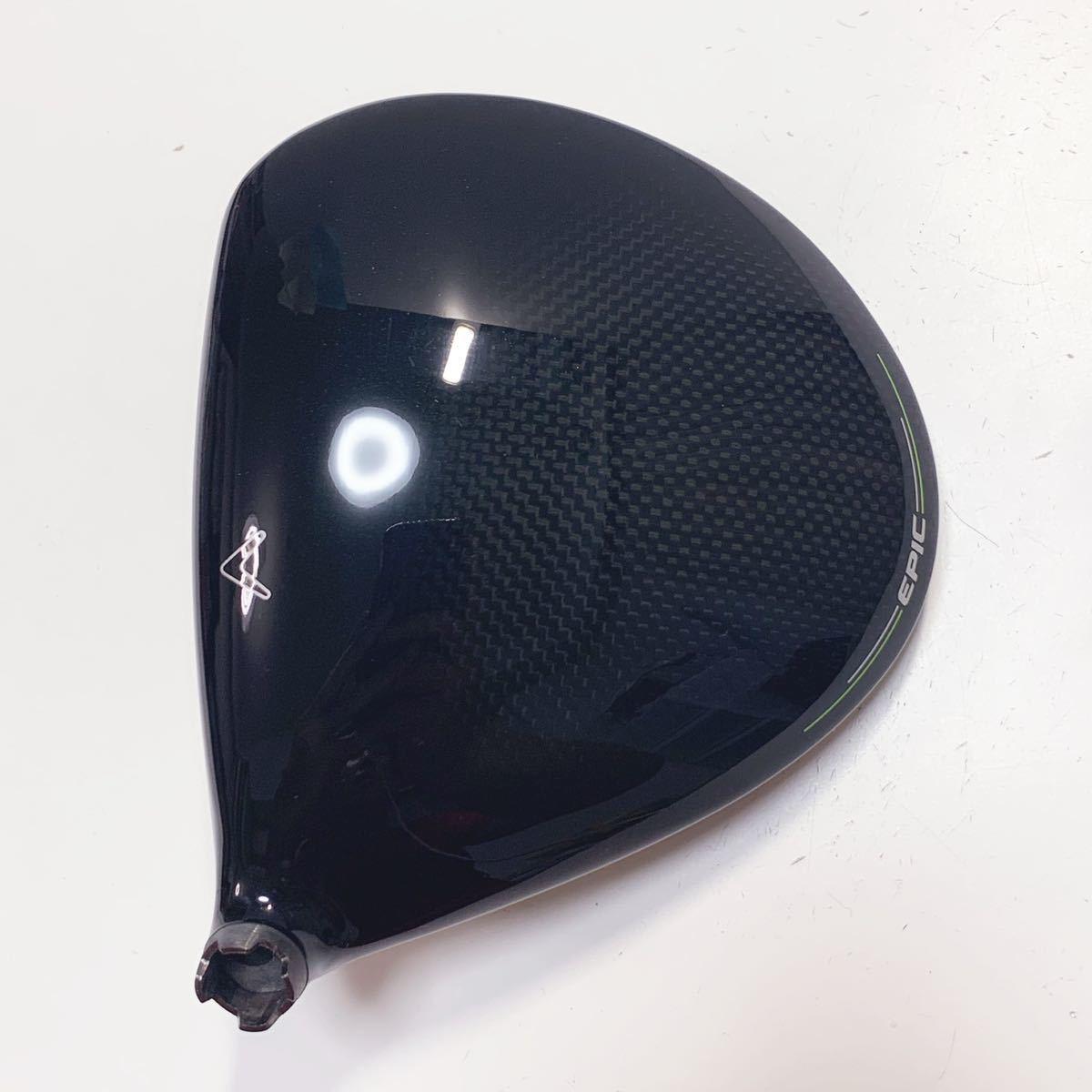 EPIC MAX LS エピックマックス 10.5° ヘッドとカバーとレンチのみ 日本仕様_画像5
