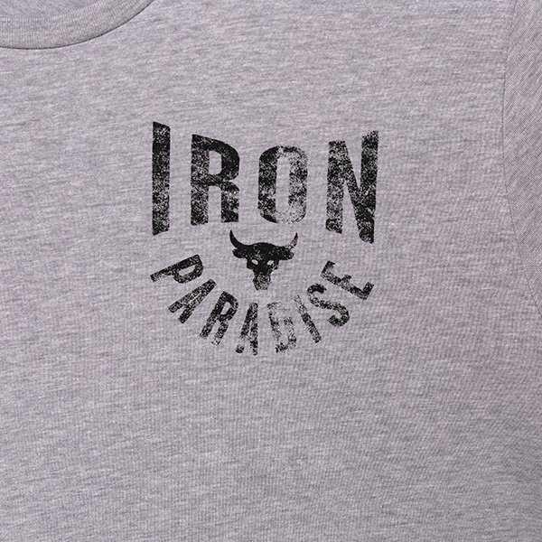 アンダーアーマー×ザ・ロック project rock UNDER ARMOUR T-SHIRT Tee NIKE ナイキ Tシャツ ジョーダン JORDAN Logo マムート