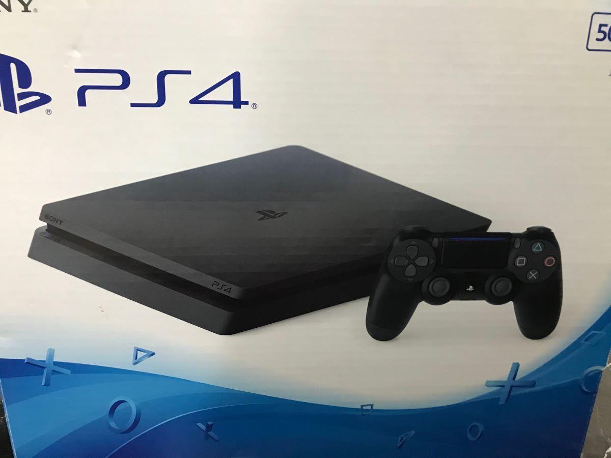プレイステーション4 PS4本体 プレステ4 PlayStation4 ジェットブラック SONY PS4 BLACK JET