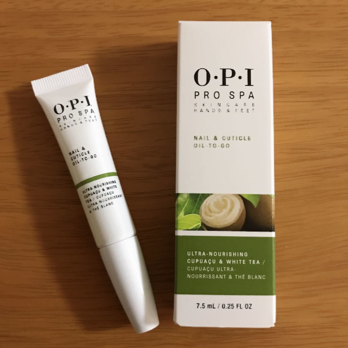 OPI  プロスパ ネイル&キューティクルオイル トゥゴー ☆新品☆