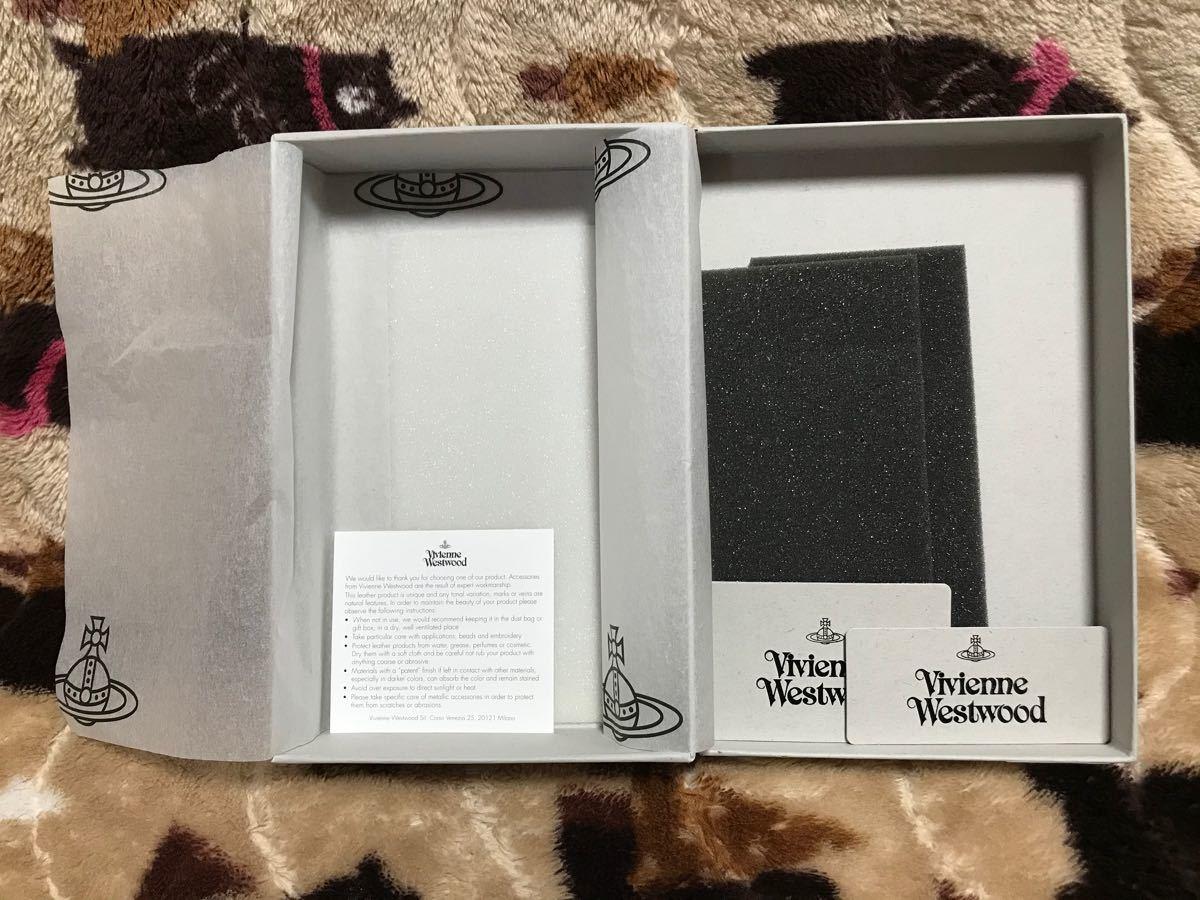 Vivienne Westwood ヴィヴィアンウエストウッド 長財布 空箱 紙袋セット